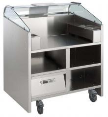 Прилавок наглядной кулинарии Electrolux Libero Line plug-in NELP2