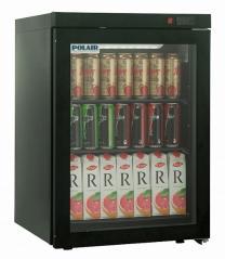 Холодильный шкаф Polair DM102-Bravo черный