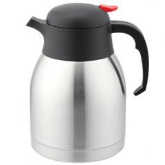 Кофейник-термос сталь нерж.,пластик 1.5л H=27см