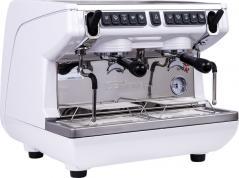 Appia Life Compact 2Gr V 220V white+economizer+high groups Кофемашина-автомат традиционная с 2 высок