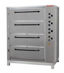Печь хлебопекарная Восход ХПЭ-750/4 нерж.