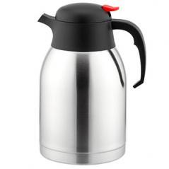 Кофейник-термос сталь нерж.,пластик 2л H=25см