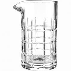Стакан смесител. стекло; 500мл; D=9,H=16.5см; прозр.