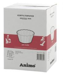 Фильтр бумажный Animo 203/533 для CB 20 (W) (500 шт.)