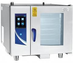 Пароконвектомат Abat ПКА 6-1/1ВП2 инжекторный