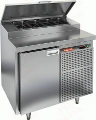 Стол охлаждаемый для пиццы HICOLD PZ2-1/GN
