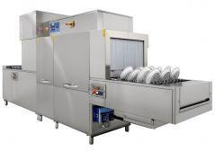 Конвейерная посудомоечная машина Dihr FX 250 dx+extra boiler