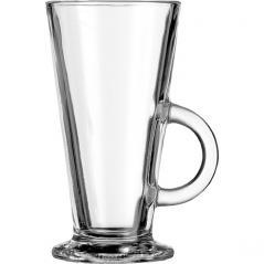 Бокал Айриш Кофе Акапулько стекло 280мл D=77,H=150,L=68мм прозр.