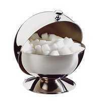 Сахарница сферическая d=13,5см h=15см н/ст APS