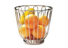 Корзина для фруктов d=21.5см h=20.5см