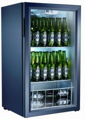 Шкаф холодильный барный GASTRORAG BC98-MS