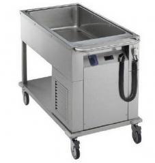 Тележка с охлаждаемой ванной открытая Electrolux MDBM31R