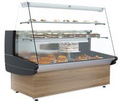 Холодильная витрина кондитерская Полюс К85 SM 1,2-1 (ВХСд-1,2 Эко ) Паттерн