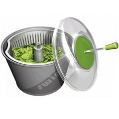 Центрифуга для сушки зелени пластик 10л D=37.3,H=39.6см