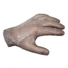 Перчатка защитная для разделки мяса, разм.L, нерж